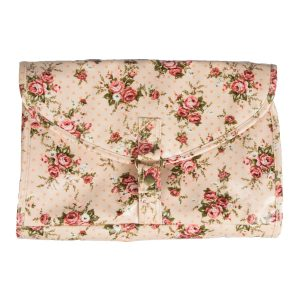 Floral Lady Antoinette Travel Wash Bag