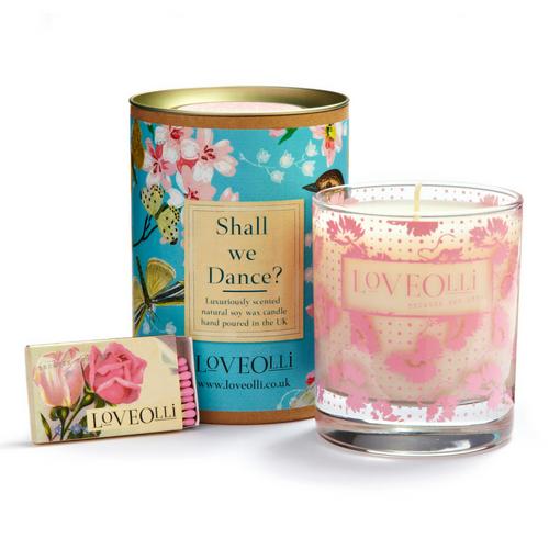 Loveolli Shall We Dance Candle