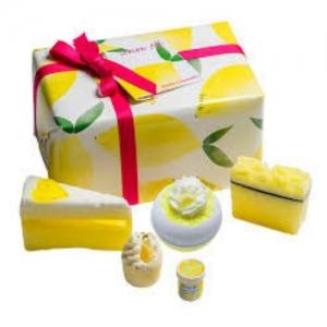 Bomb Lemon Aid Pamper Pack