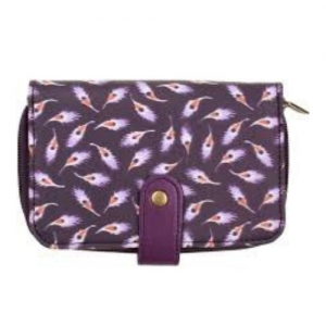 Story Horse Falling Feathers Wallet