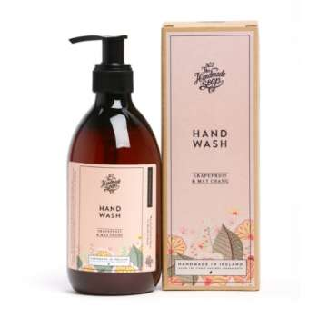 The Irish Handmade Soap Company Grapefruit & May Chang Hand Wash