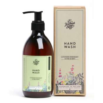 The Irish Soap Company Lavender Rosemary & Mint Hand Wash