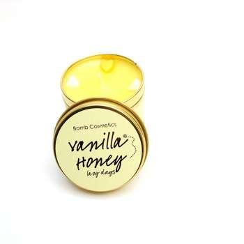 Bomb Vanilla Honey Candle