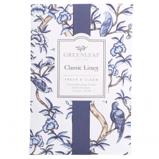 Greenleaf Classic Linen Scented Sachet