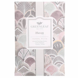 Greenleaf Haven Scented Sachet