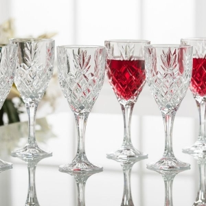 Galway Crystal Renmore Wine Glass Set