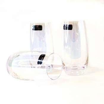 Newgrange Living Unicorn Lustre Set of 6 Hi Ball Glasses