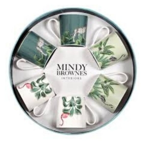 Mindy Brownes Daintree Cups Set/6