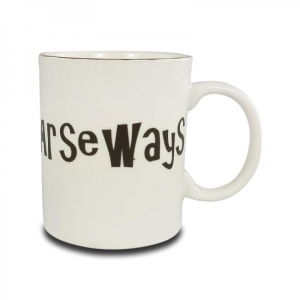 Shannonbridge Arseways Mug