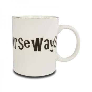 Shannonbridge Arseways Mug