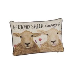 Friend Sheep Always Cushion From Richard Lang