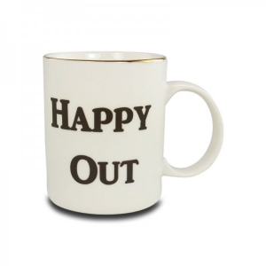 Shannonbridge Happy Out Mug
