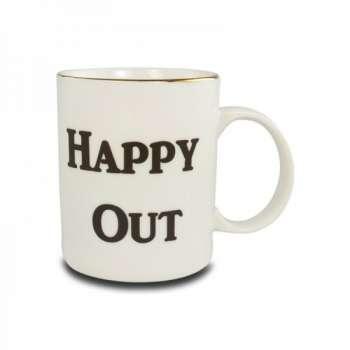 Shannonbridge Happy Out Mug