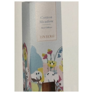 LoveOlli Cotton Meadow Reed Diffuser