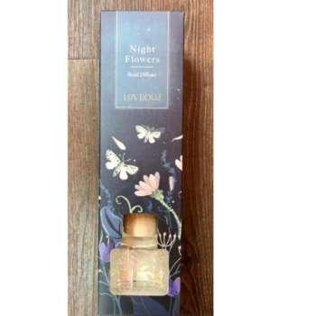 LoveOlli Night Flowers Reed Diffuser