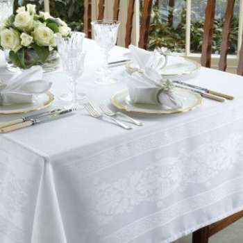 Walton Carlton House Jacquard Dining Cloth 280 x 180 CM