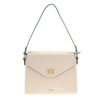 Dice Nyoro Flapover Stone Shoulder Bag