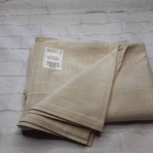 Walton Primavera 100% Cotton Tablecloth Beige 280 x 130 CM