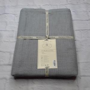 Walton Primavera 100% Cotton Tablecloth Grey 230 x 130 CM