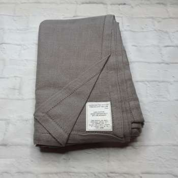 Walton Primavera 100% Cotton Tablecloth Taupe 280 x 130 CM