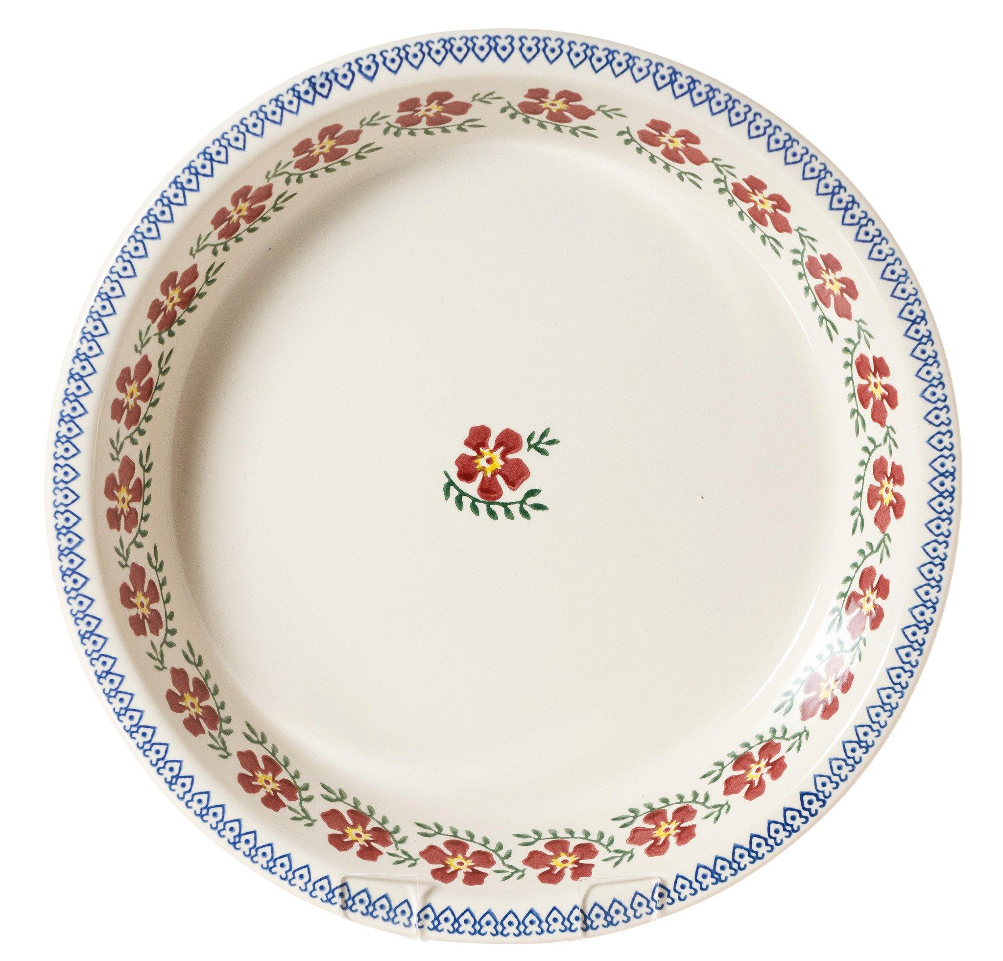 Nicholas Mosse Classic Pie Dish Old Rose