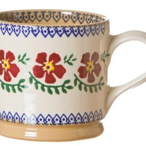 Nicholas Mosse Large Mug Old Rose