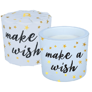 Bomb Cosmetics Make a Wish Wrapped Candle