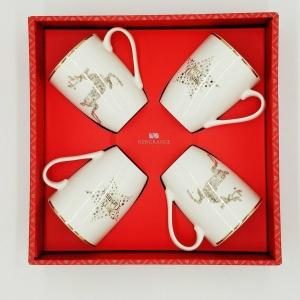 Newgrange Living Stella Bone China Christmas Mugs