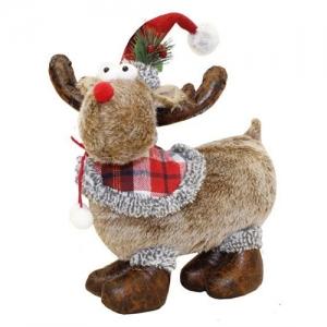 Enchante Festive Valley Large Grazing Moose