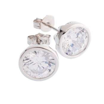 Belleek Designer Jewellery Elements Earrings Air