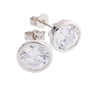 Belleek Designer Jewellery Elements Air Earrings.