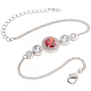 Belleek Designer Jewellery Elements Bracelet Fire