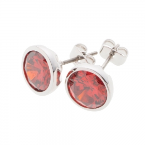 Belleek Designer Jewellery Elements Earrings Fire