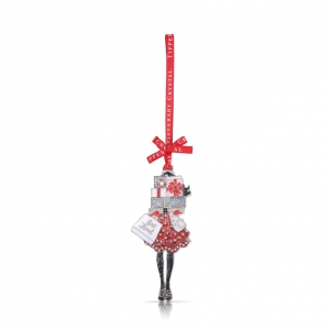 Loved One's Christmas Decoration Best Friend From Tipperary Crystal