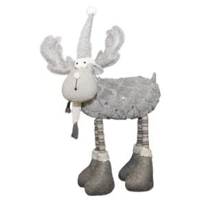Enchante Winters Mist Grazing Moose
