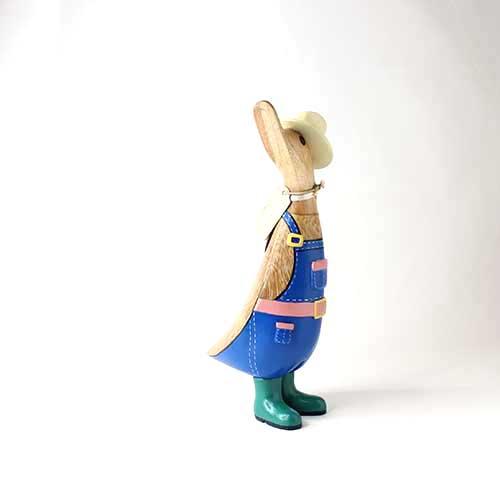 Dcuk Character Duckling Gentleman Gardener