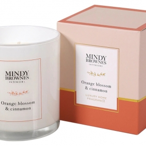 Mindy Brownes Orange Blossom & Cinnamon Candle