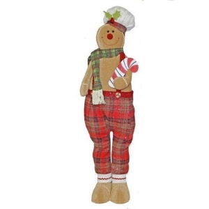 Enchante Gingerbread Large Extending Male Figure