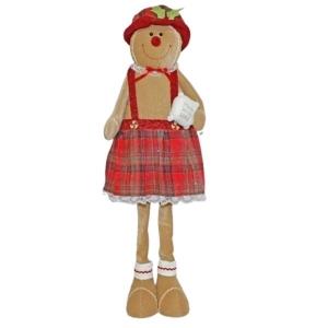 Enchante Gingerbread Lady Large Extending Figure