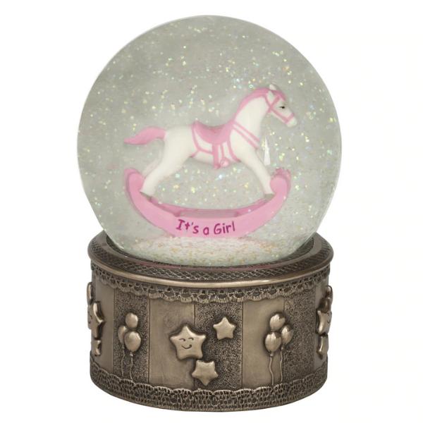 Genesis Rocking Horse Globe Girl