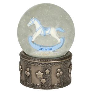 Genesis Rocking Horse Globe Boy