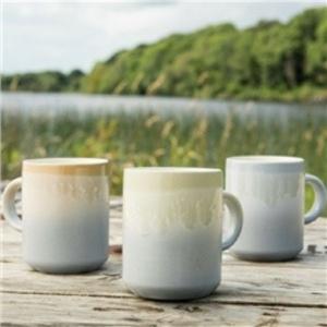 Belleek Living Fika Three Mug Set