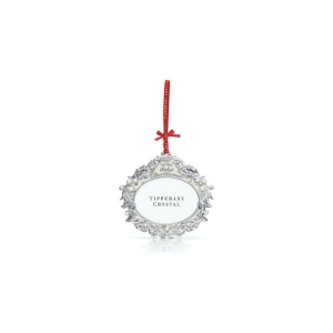 Tipperary Crystal Baby's First Christmas Pearl Decoration