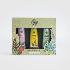 Irish Handmade Soap Company Gift Pack Hand Creams