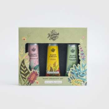 Irish Handmade Soap Company Gift Pack Hand Creams