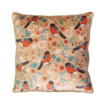 Bullfinch Tipperary Crystal Birdy Cushion New 2020