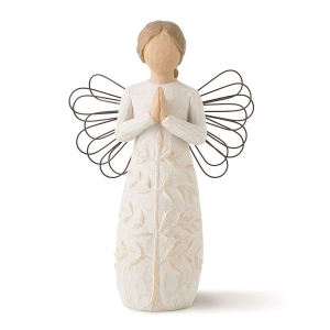 A Tree A Prayer Figurine by Willow Tree