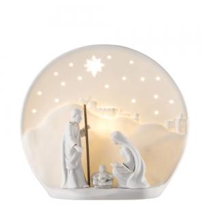 Belleek Living Nativity Luminiare