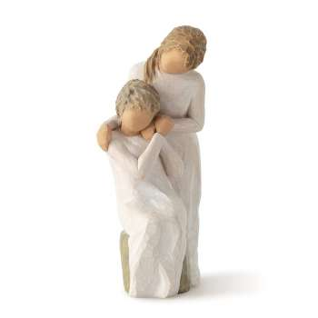 Loving My Mother Figurine By Willow Tree