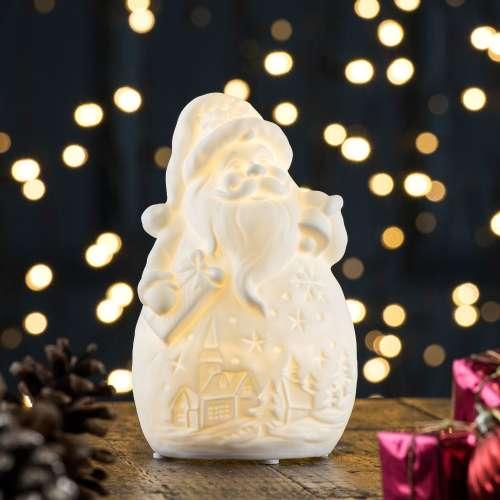 Belleek Living Jolly Santa LED 1